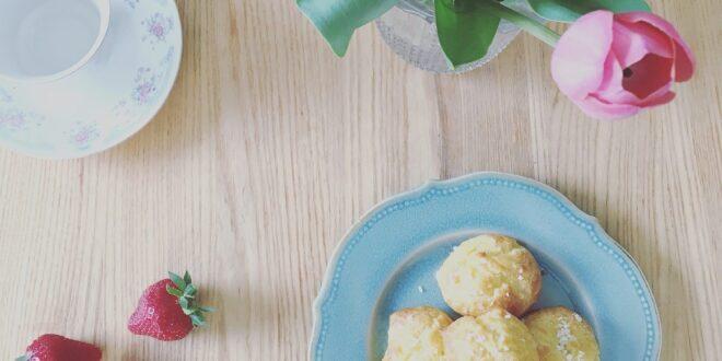 Chouquettes au sucre perlé : la recette!
