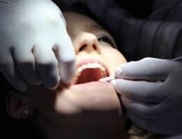 Le pansement dentaire