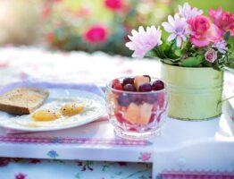 Le petit déjeuner idéal : riche en protéines