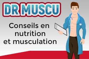 Dr Muscu : Conseils nutrition et musculation