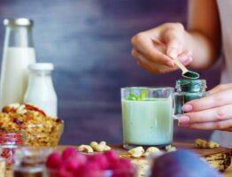3 recettes minceur à la spiruline