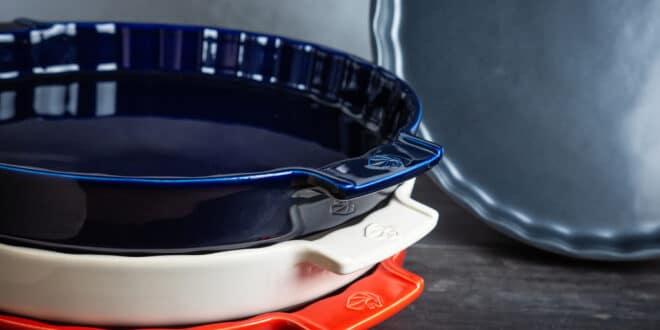4 plats à four en céramique pour cuisiner des plats sains et savoureux